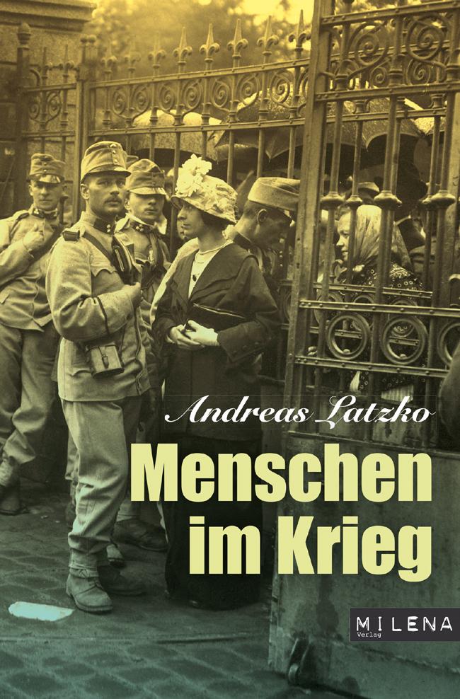 Menschen im Krieg | Andreas Latzko |  9783902950116