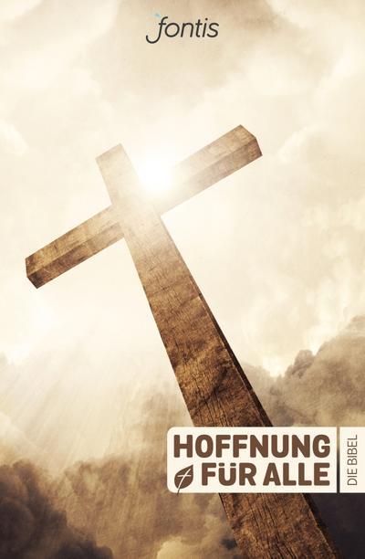 Hoffnung für alle. Die Bibel - Trend-Edition 'Crossroad'