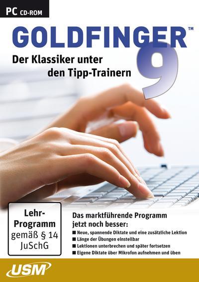 Goldfinger 9 - Der ultimative Tipp-Trainer