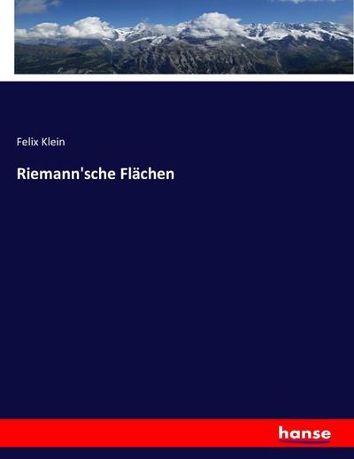 Riemann'sche Flächen