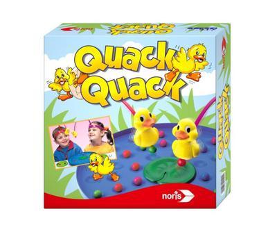 Noris 606011594 Quack Quack, Kinderspiel - Noris Spiele Georg Reulein Gmbh & Co. KG - Spielzeug, Deutsch, , ,