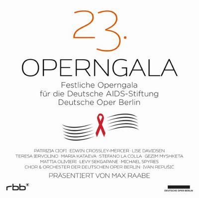 23. Festliche Operngala für die Deutsche AIDS-Stiftung