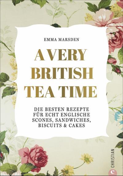 A Very British Tea Time