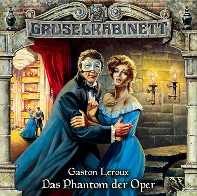 Gruselkabinett 04. Das Phantom der Oper. CD