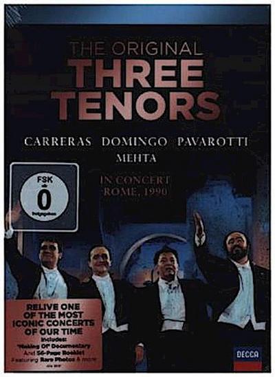 Original Three Tenors,The (30 Jahre Jubiläums-Ed.)