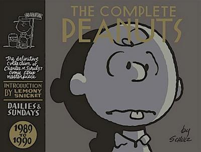 The Complete Peanuts Volume 20: 1989-1990