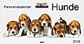 Keith Kimberlin Hunde 2018 - Panoramakalender
