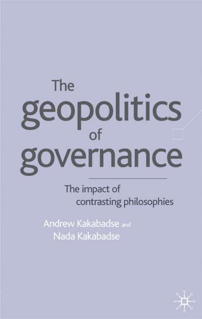 Geopolitics of Governance