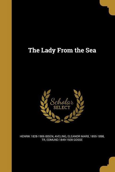 LADY FROM THE SEA