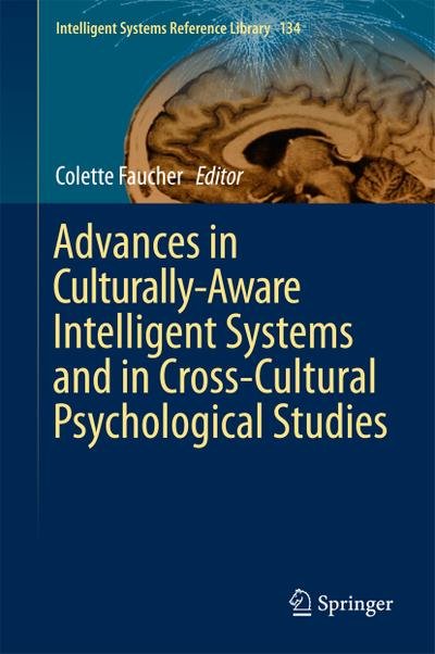 Advances in Culturally-Aware Intelligent Systems
