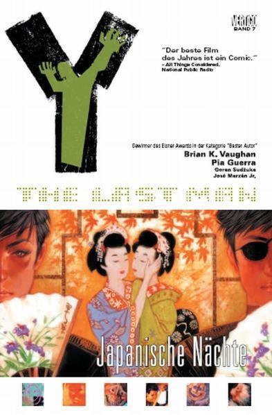 Y: The last Man 08: Japanische Nächte Brian K. Vaughan