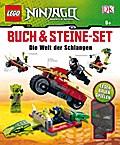 LEGO Ninjago Buch & Steine-Set: Die Welt der  ...