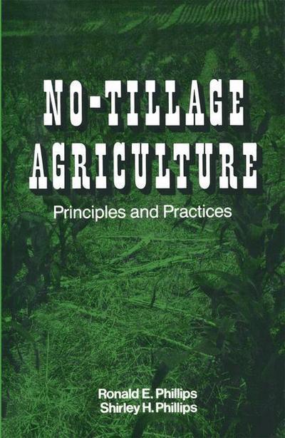 No-Tillage Agriculture