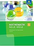 Mathematik Neue Wege SI 5. Arbeitsbuch. Saarland