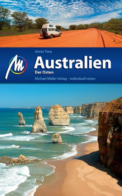Australien der Osten: Reisehandbuch mit vielen praktischen Tipps