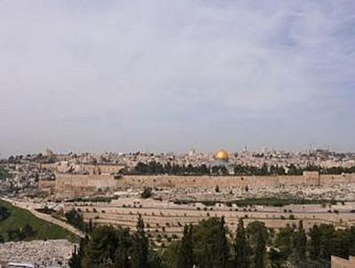 Jerusalem - 1.000 Teile (Puzzle)