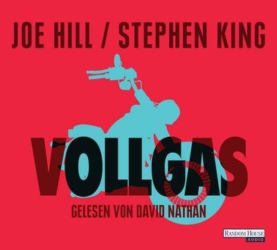 Vollgas   ; 2 Bde/Tle; Sprecher: Nathan, David /Aus d. Engl. v. Riffel, Hannes; Deutsch; Audio-CD ; Hörbücher