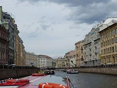 St. Petersburg - 100 Teile (Puzzle)