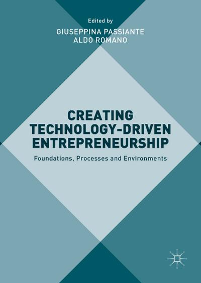 Creating Technology-Driven Entrepreneurship