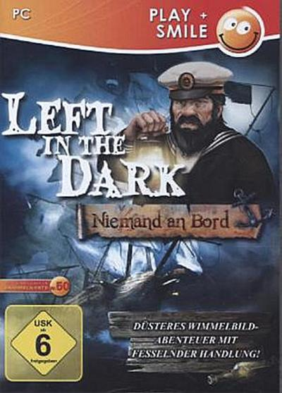Left in the Dark, Niemand an Bord, DVD-ROM