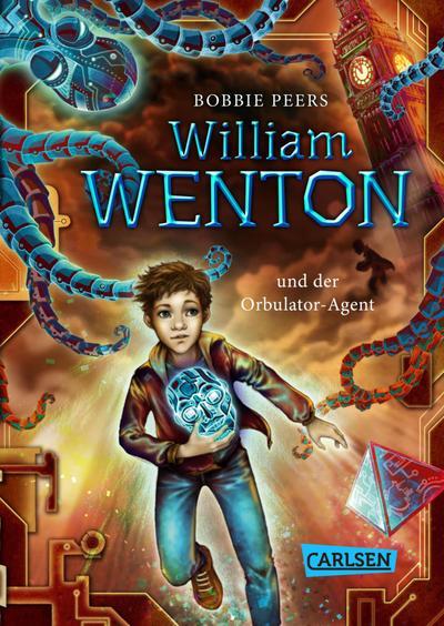 William Wenton 3: William Wenton und der Orbulator-Agent