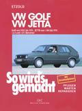So wird's gemacht. VW Golf / Jetta