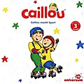 Caillou macht Sport
