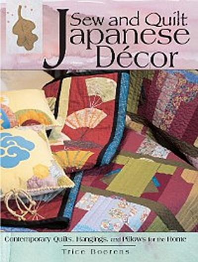 Sew & Quilt Japanese Décor
