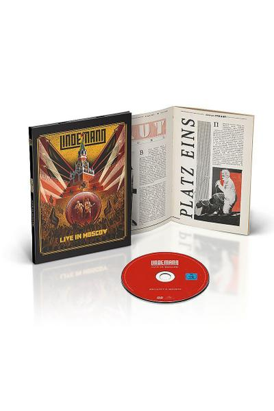 Lindemann: Live in Moscow (DVD)