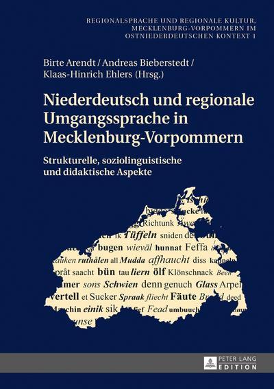 Niederdeutsch und regionale Umgangssprache in Mecklenburg-Vorpommern