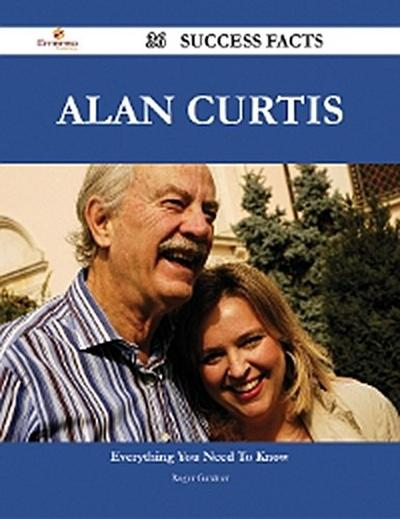 Alan Curtis 36 Success Facts - Everything you need to know about Alan Curtis