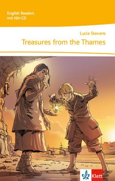 Treasures from the Thames. Lektüre mit Audio-CD. Klasse 6