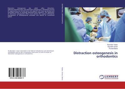Distraction osteogenesis in orthodontics