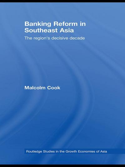 Banking Reform in Southeast Asia