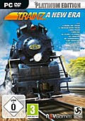 Trainz: A New Era Platinum Edition. Für Windows 7/8/10 (64-Bit)