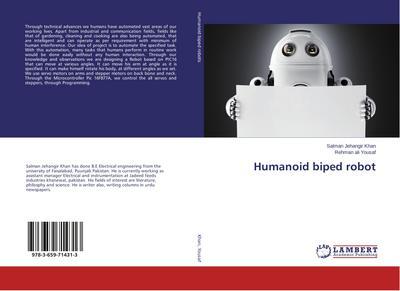 Humanoid biped robot