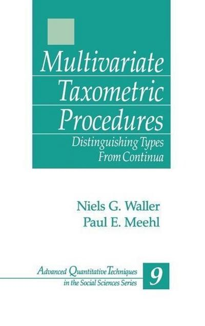 Multivariate Taxometric Procedures: Distinguishing Types from Continua