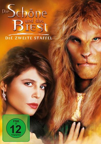 Die Schöne und das Biest (1987). Season.2, 6 DVDs (Replenishment)