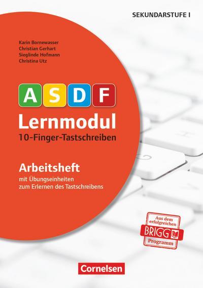10-Finger-Tastschreiben. Arbeitsheft