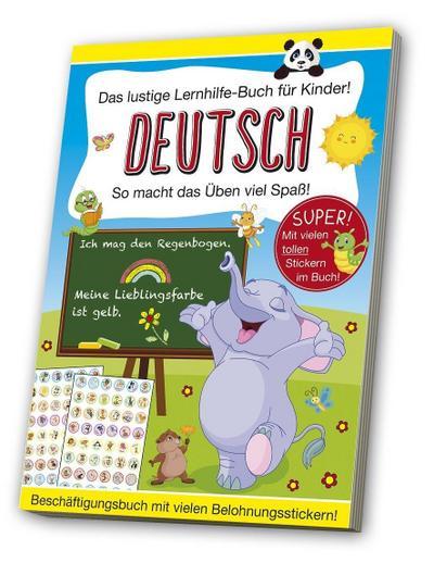Lernhilfebuch - Deutsch