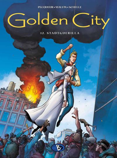 Golden City 12