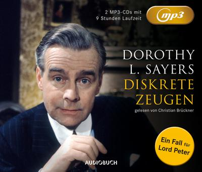 Diskrete Zeugen, 2 MP3-CDs