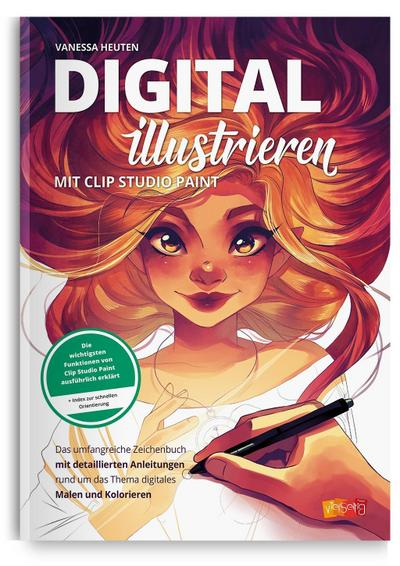 Digital illustrieren mit Clip Studio Paint