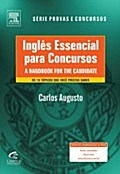 Ingles Essencial Para Concursos - Carlos Pereira