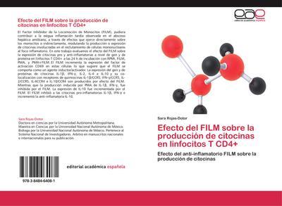 Efecto del FILM sobre la producción de citocinas en linfocitos T CD4+
