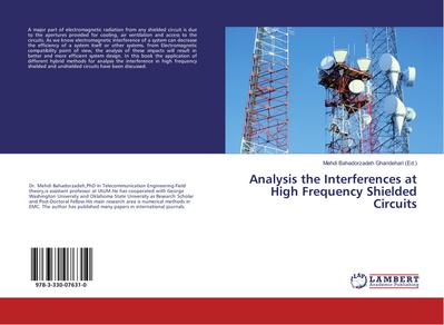 Analysis the Interferences at High Frequency Shielded Circuits