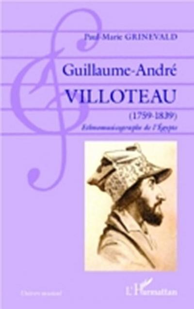Guillaume-Andre Villoteau
