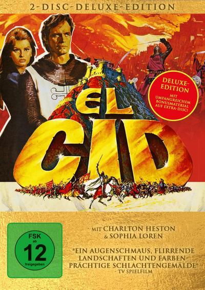 El Cid. Deluxe-Edition