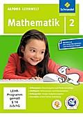 Alfons Lernwelt Lernsoftware Mathematik 2. CD ...