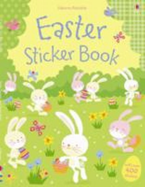 Easter Sticker Book, Fiona Watt